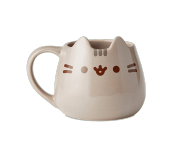 Pusheen the Cat Sculpted Mug Enesco из серии Pusheen