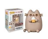 Pusheen with Cupcake (Эксклюзив Target) из серии Pusheen