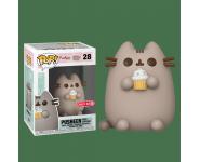Pusheen with Cupcake со стикером (Эксклюзив Target) из серии Pusheen
