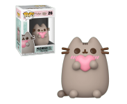 Pusheen with heart (Preorder ZSS) из серии Pusheen