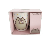Pusheen the Cat with Donut Mug Enesco из серии Pusheen
