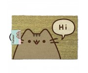 Pusheen Says Hi door mat (PREORDER END-NOVEMBER) Pyramid из серии Pusheen