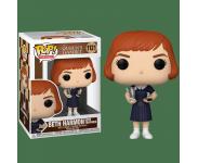 Beth Harmon with Trophies из сериала The Queen's Gambit 1121