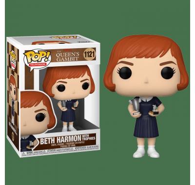 Бет Хармон с наградами (Beth Harmon with Trophies) (preorder WALLKY) из сериала Ход королевы