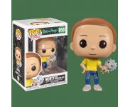 Morty with Shrunken Rick (Эксклюзив Funko Shop) из сериала Rick and Morty 958