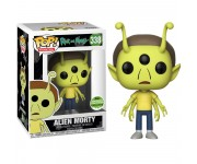 Morty Alien ECCC 2018 (Эксклюзив) из мультика Rick and Morty