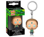 Death Crystal Morty Keychain (PREORDER ZS) из сериала Rick and Morty