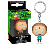 Death Crystal Morty Keychain из сериала Rick and Morty