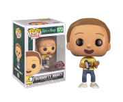 Get Schwifty Morty (Эксклюзив Barnes and Noble) (preorder WALLKY) из сериала Rick and Morty