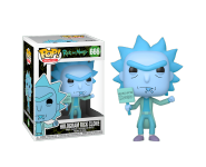 Hologram Rick Clone We will not be ignored (Эксклюзив Hot Topic) из сериала Rick and Morty
