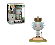 Rick King of S! with sound из мультика Rick and Morty