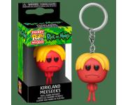 Kirkland Meeseeks Keychain из сериала Rick and Morty