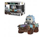 Rick Mad Max Ride из сериала Rick and Morty