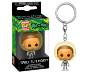 Morty in Space Suit Keychain из сериала Rick and Morty