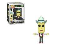 Mr. Poopy Butthole Auctioneer из сериала Rick and Morty