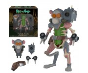 Pickle Rick Action Figure из сериала Rick and Morty