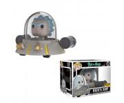 Ricks ship ride (Эксклюзив) из сериала Rick and Morty