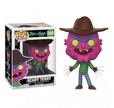 Страшный Тэрри (Scary Terry) из мультика Рик и Морти