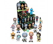 Box mystery minis из мультика Rick and Morty Series 1