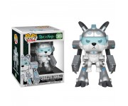 Snowball in Exoskeleton Suit 6-inch из сериала Rick and Morty