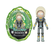 Space Suit Morty Action Figure (PREORDER ZS) из мультика Rick and Morty