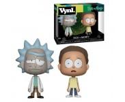 Rick and Morty Vynl. (preorder WALLKY P) из мультика Rick and Morty