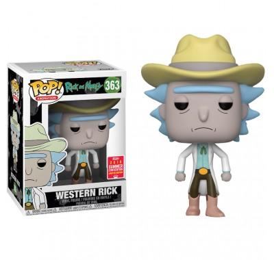 Рик Вестерн (Western Rick SDCC 2018 (Эксклюзив)) из мультика Рик и Морти