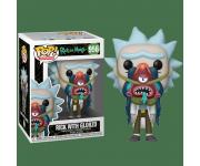 Rick with Glorzo из мультсериала Rick and Morty 956