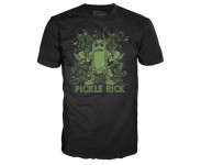 Ricks Rat Party T-Shirt (размер S) из мультика Rick and Morty