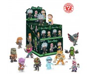 Box mystery minis из мультика Rick and Morty Series 2