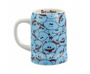 It's Getting Weird Stein (PREORDER ZS) из сериала Rick and Morty