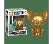 Lying Cat Gold со стикером (Эксклюзив Books A Million) из комикса Saga