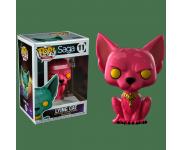 Lying Cat pink (Эксклюзив Barnes and Noble) (preorder WALLKY P) из комикса Saga 11