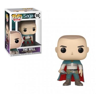 Вилл (Will) из комикса Сага