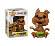 Scooby with Scooby Snacks (Эксклюзив Hot Topic) из мультика Scooby-Doo