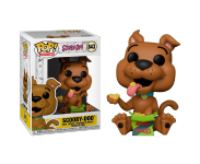 Scooby with Scooby Snacks (Эксклюзив Hot Topic) (preorder WALLKY) из мультика Scooby-Doo