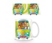 Mystery Machine Mug из мультика Scooby-Doo