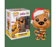Scooby Doo Holiday (Эксклюзив Funko Shop) из мультика Scooby-Doo