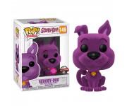 Scooby Doo Purple Flocked (Эксклюзив Box Lunch) из мультика Scooby-Doo