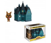 Scooby Doo and Haunted Mansion из мультика Scooby-Doo