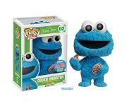 Cookie Monster Flocked NYCC 2015 (Эксклюзив) из сериала Sesame Street