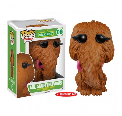 Снафлупагус (Mr. Snuffleupagus 6-inch (Vaulted)) из сериала Улица Сезам