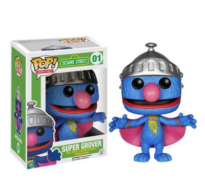 Супер Гровер (Super Grover (Vaulted)) из сериала Улица Сезам
