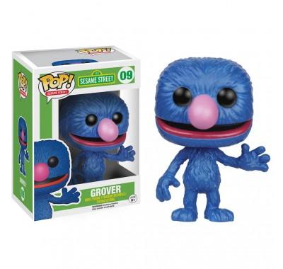 Гровер (Grover (Vaulted)) из сериала Улица Сезам