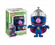Super Grover flocked (Эксклюзив) из сериала Sesame Street