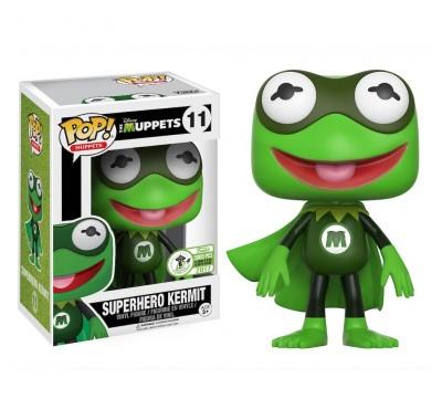 Супергерой Кермит (Superhero Kermit (Эксклюзив ECCC 2017)) из ТВ-Шоу Маппеты