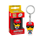 Duffman Keychain из мультсериала The Simpsons