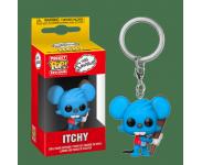 Itchy Keychain из мультсериала The Simpsons