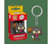 Scratchy Keychain из мультсериала The Simpsons