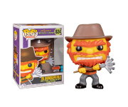 Evil Groundskeeper Willie as Freddy Krueger (Эксклюзив NYCC 2019) из мультсериала The Simpsons